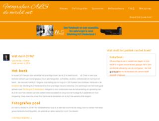fotografeer-als-de-wereld-uit.nl screenshot