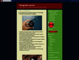 fotograferjurnal.blogspot.com screenshot