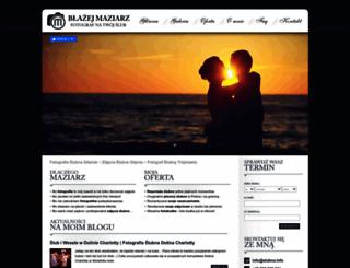 fotografia.slubna.info screenshot