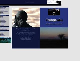 fotografie-guide.de screenshot