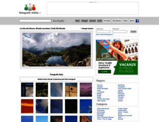 fotografieitalia.it screenshot