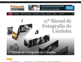 fotografodigital.com screenshot