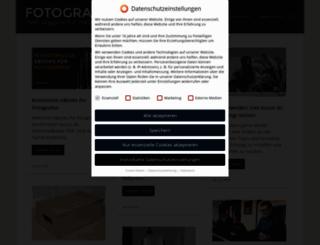 fotografr.de screenshot