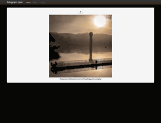 fotogram.com screenshot