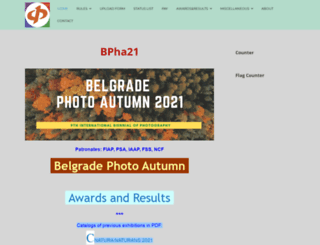 fotogram.in.rs screenshot
