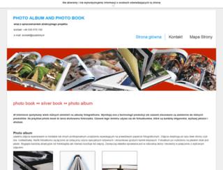 fotoksiazka.co.uk screenshot
