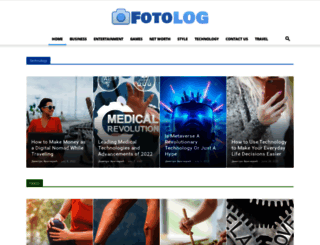 fotolog.com screenshot