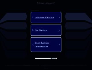fotorecurso.com screenshot
