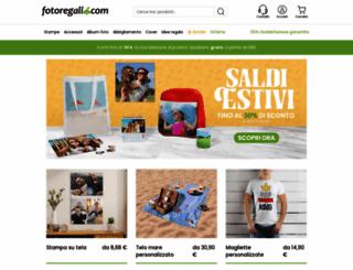 fotoregali.com screenshot