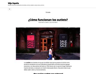 fotos.wiju.es screenshot