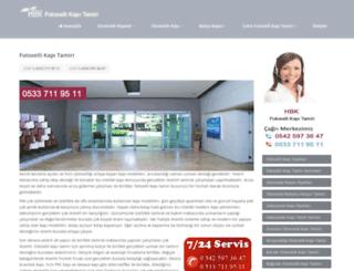 fotosellikapitamir.com screenshot