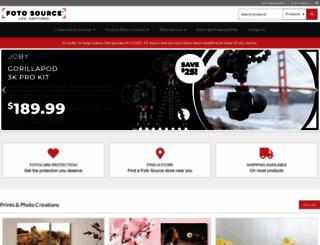 fotosource.com screenshot