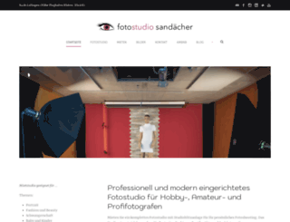 fotostudio-miete.ch screenshot