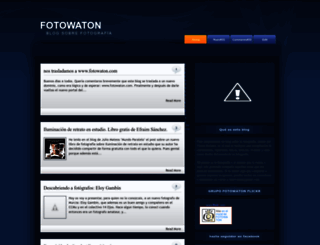 fotowaton.blogspot.com screenshot