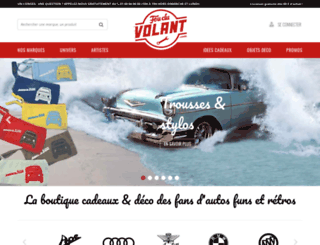 fouduvolant.com screenshot