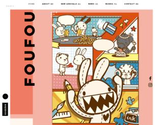 foufou.com.tw screenshot