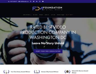 foundationdigitalmedia.com screenshot