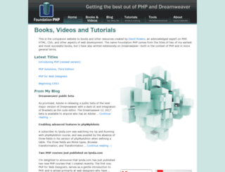 foundationphp.com screenshot