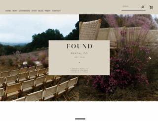 foundrentals.com screenshot