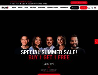 foundrmag.com screenshot
