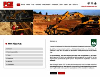 fountain.co.za screenshot