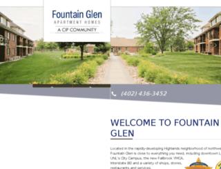 fountainglen.prospectportal.com screenshot
