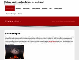 fourapain.jeanlepine.com screenshot