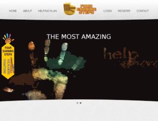fourearningsteps.com screenshot