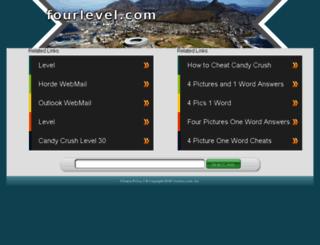 fourlevel.com screenshot