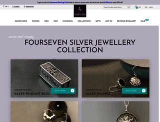 fourseven.com screenshot