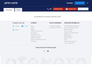 fovilim.otomoto.pl screenshot