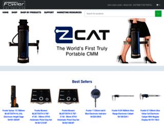 fowlerprecision.com screenshot