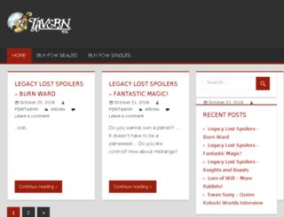 fowtavern.com screenshot