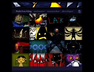 fox-gieg.com screenshot