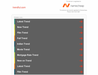 fox.trendful.com screenshot
