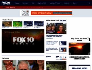 fox10.com screenshot