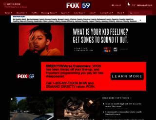 fox59.com screenshot
