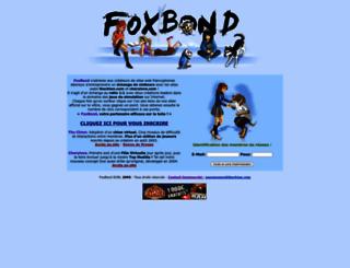 foxbond.net screenshot