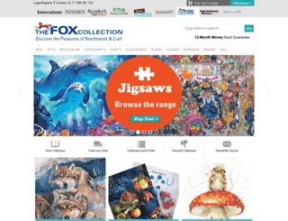 foxcollection.innovations.com.au screenshot