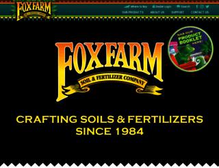 foxfarmfertilizer.com screenshot