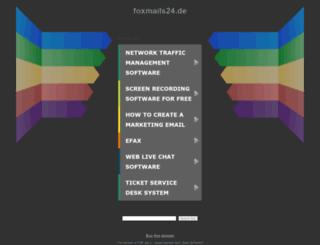 foxmails24.de screenshot