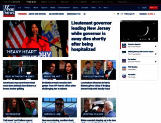 foxnews.com screenshot