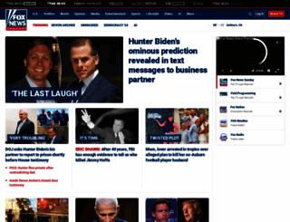 foxnews.mobi screenshot