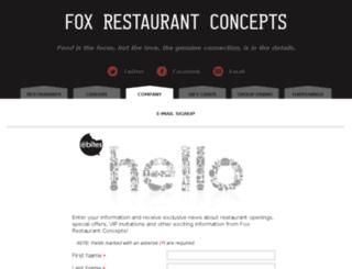 foxrc.fbmta.com screenshot