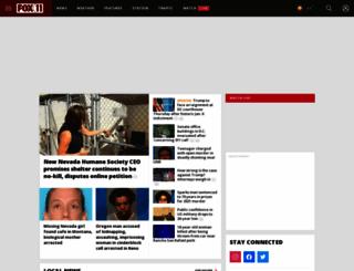 foxreno.com screenshot
