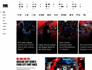 foxsportsnorth.com screenshot