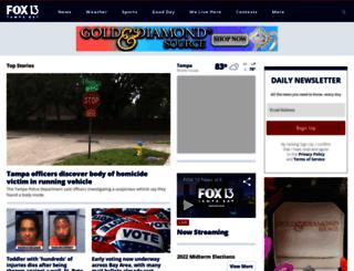 foxtampa.com screenshot