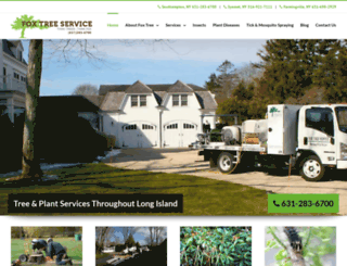 foxtreeservice.com screenshot