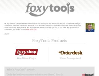 foxytools.com screenshot