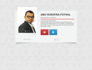 foysal.com screenshot
